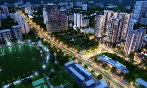Sức hút Việt Đức Complex ngày ra mắt thị trường