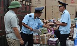 Lạng Sơn căng mình chống buôn lậu dịp cuối năm