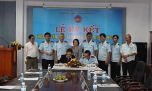 Khánh Hòa ký kết thỏa thuận hợp tác với các doanh nghiệp xuất nhập khẩu