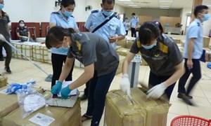 Hải quan chủ trì và phối hợp bắt giữ 63 vụ buôn lậu ma túy