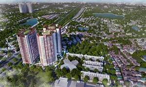 Mua căn hộ Imperial Plaza trước Tết, nhận giá và ưu đãi khủng
