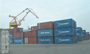 Xử lý 2.000 container hàng tồn ở cảng Hải Phòng