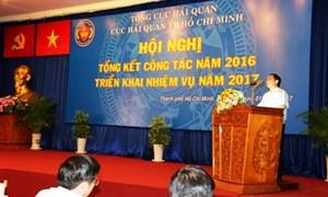 Hải quan TP. Hồ Chí Minh sẽ tăng mạnh thu ngân sách từ tháng 2/2017