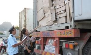 Hải quan Cao Bằng: Hàng hóa qua địa bàn giảm mạnh