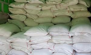Phát hiện 2 tấn gạo xuất lậu