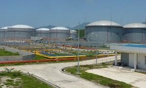 Mở rộng kho ngoại quan xăng dầu tại Vân Phong