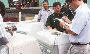 Nhiều chiêu đưa hàng cấm qua cảng biển TP. Hồ Chí Minh