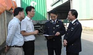 Tổng cục Hải quan chỉ đạo đẩy mạnh thực hiện Nghị quyết 19 và 35