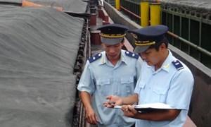 Hải quan Quảng Ninh thu giữ trên 3.082 tấn than lậu