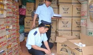Hải quan Quảng Trị: 2 ngày, phát hiện 3 vụ buôn lậu