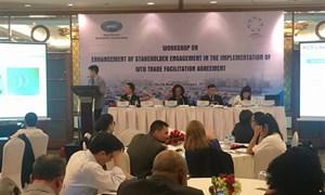 APEC SOM 3: Tăng cường kết nối triển khai TFA