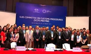 APEC 2017- SCCP 2: Tăng cường hợp tác kết nối các thành viên APEC