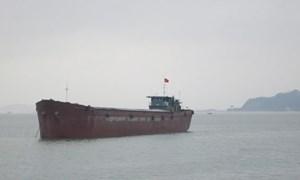 Phát hiện phương tiện vận chuyển hơn 70 tấn than không rõ nguồn gốc