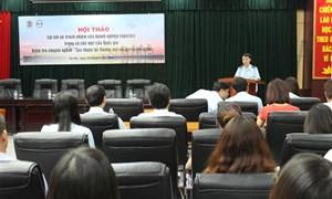 Hải quan tiếp tục thực hiện nhiều giải pháp cải cách, tạo thuận lợi thương mại