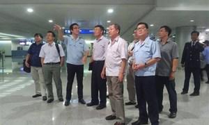 Hải quan sân bay Tân Sơn Nhất sẵn sàng cho Tuần lễ cấp cao APEC