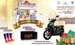 Mở bán chính thức Ocean Gate Nha Trang: Tưng bừng quà tặng