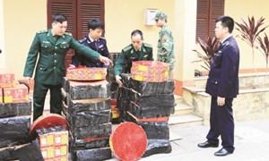 Hải quan Lạng Sơn: Dồn lực chống buôn lậu tại đường mòn, lối mở