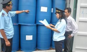 Nhiều vướng mắc khi Nghị định về nhập khẩu hóa chất có hiệu lực
