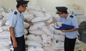 2 ngày, Hải quan Quảng Trị bắt 4 vụ vận chuyển hàng lậu
