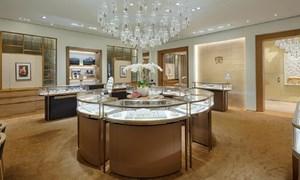 Cartier khai trương lại cửa hàng tại khách sạn REX, Tp. Hồ  Chí Minh