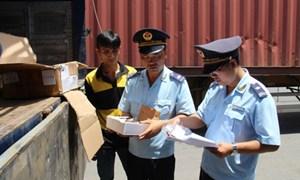 Hải quan Tây Ninh: Chủ động kiểm soát, chống buôn lậu dịp cuối năm