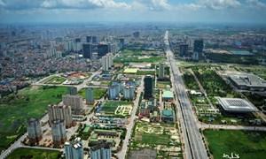 Bất động sản Mê Linh hưởng lợi nhờ cơ sở hạ tầng