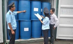 Kiểm soát chặt mặt hàng cồn y tế nhập khẩu