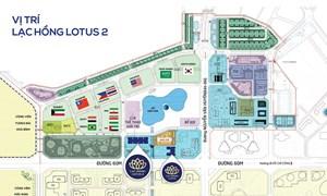 Lạc Hồng Lotus 2 bùng nổ quà tặng nhân dịp cất nóc