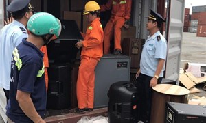 Bà Rịa - Vũng Tàu: Buôn lậu tại khu vực cảng biển đã giảm