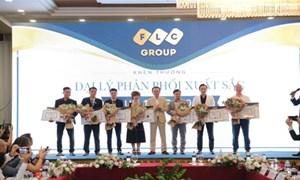 Đại Phú Thành nhận danh hiệu Đại lý xuất sắc từ Tập đoàn FLC