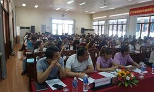 Hải quan Tây Ninh: Giải đáp nhiều vướng mắc cho doanh nghiệp về Nghị định 59