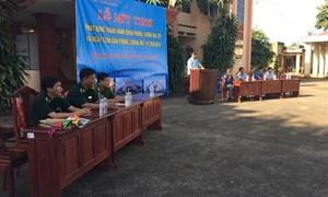 Hải quan Bình Phước: Tổ chức tuyên truyền về phòng chống ma tuý