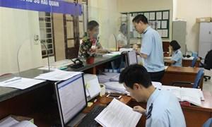 Hải quan thu hồi gần 1.000 tỷ đồng nợ thuế trong 7 tháng