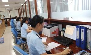 Nâng cấp chức năng kiểm tra tờ khai qua khu vực giám sát