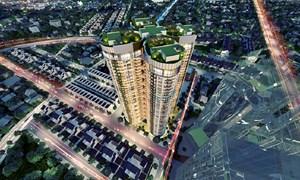 Sắp mở bán tổ hợp căn hộ cao cấp Skyview Plaza
