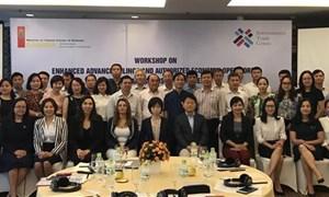 Hải quan Việt Nam nâng cao năng lực thực thi TFA