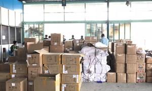 Buôn lậu mỹ phẩm, một doanh nghiệp bị khởi tố hình sự