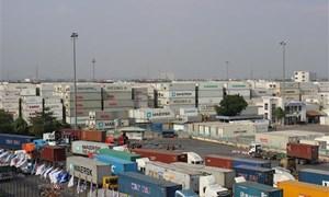 TP. Hồ Chí Minh: Kiểm tra các container có nguy cơ cao