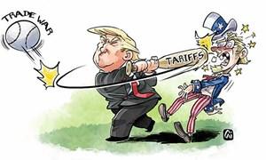 FED: Thuế quan của Trump là đòn