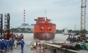 SBIC tiếp tục gánh lỗ khủng do ngành đóng tàu chưa hết khó
