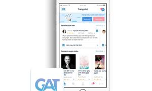 GAT-UP - Nền tảng quản lý tủ sách doanh nghiệp