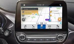 Xe hơi đã có thể nói chuyện với tài xế?