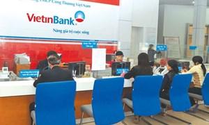 """VietinBank xử lý """"bóng đen"""" nợ xấu"""