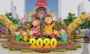 Những điểm du Xuân Tết Canh Tý 2020 ở TP. Hồ Chí Minh
