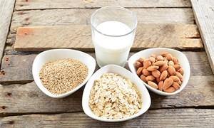 Lợi ích khó ngờ từ các loại sữa hạt
