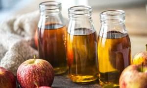 Dùng giấm táo để điều trị viêm xoang