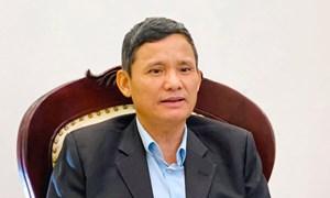 Ông Nguyễn Trọng Ninh, Cục trưởng Cục Quản lí nhà và thị trường bất động sản, Bộ Xây dựng