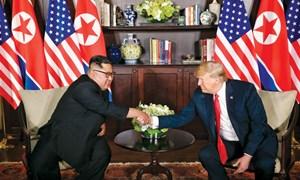 Mỹ - Triều Tiên tiếp tục xích lại gần nhau