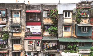 Khi doanh nghiệp địa ốc rời thị trường