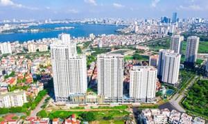 Nguồn cung căn hộ TP. Hồ Chí Minh thấp nhất trong 5 năm
